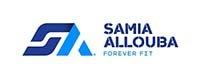 our partner samia allouba